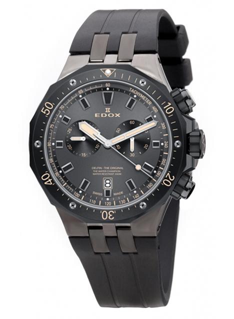 Часы Edox Delfin Chronograph 10109 357GNCA NINB