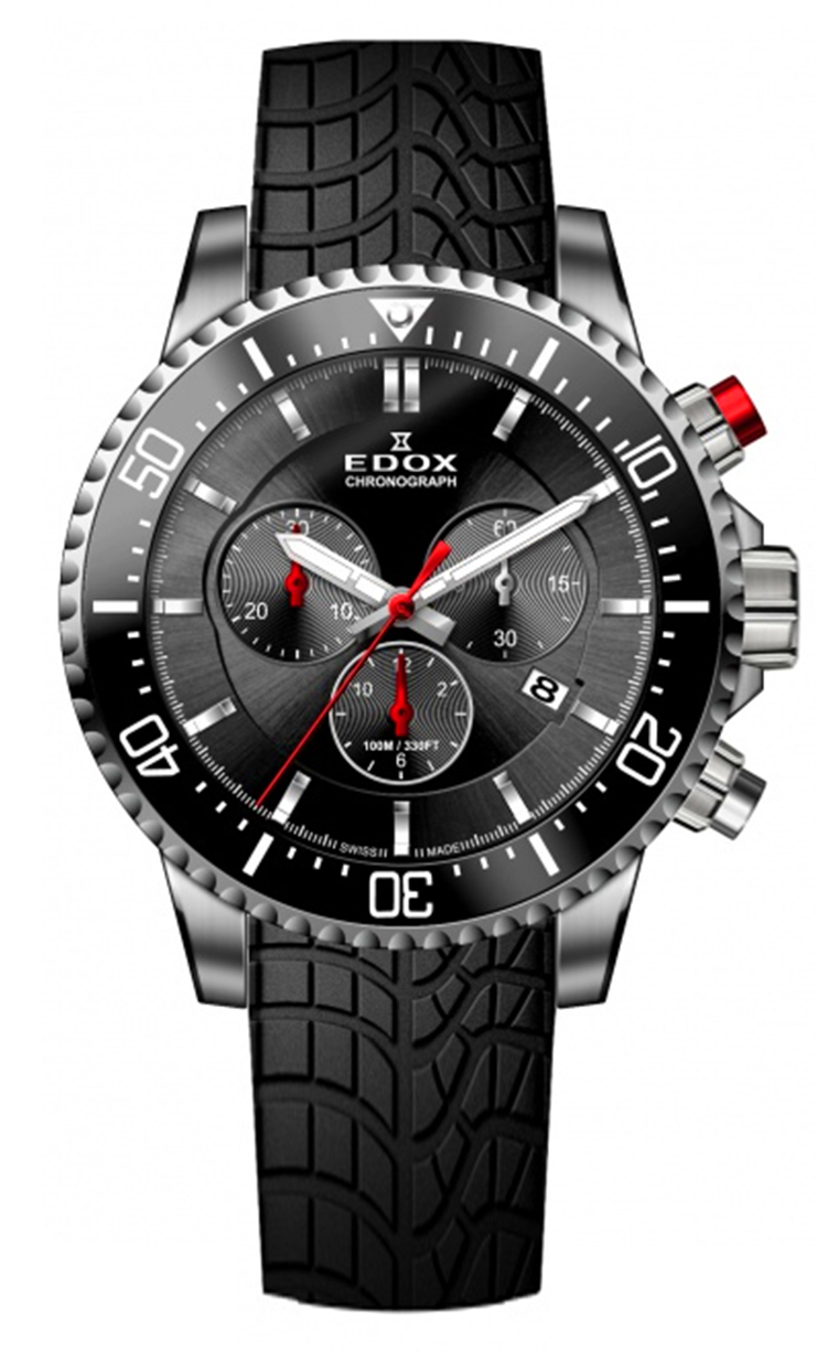 Часы Edox Chronorally-S Chronograph 10227 TINCA NIN