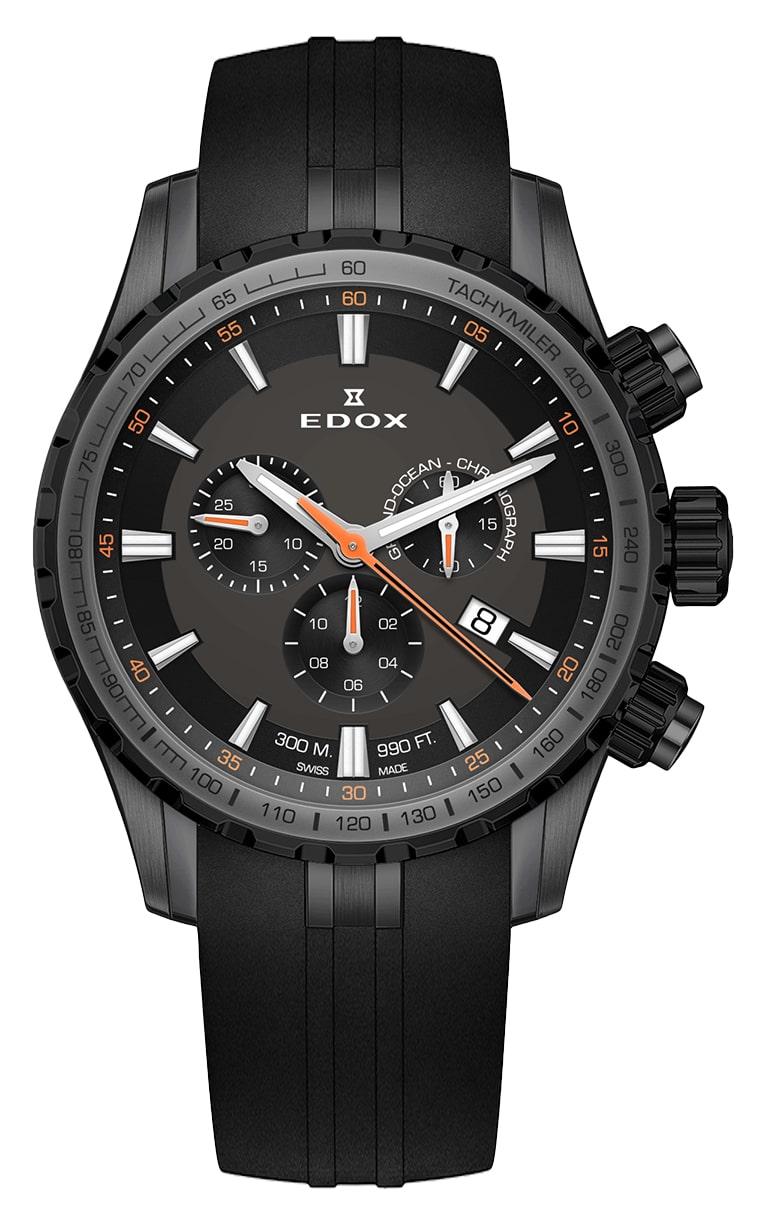 Часы Edox Grand Ocean Chronograph 10226 37GNCA GINO