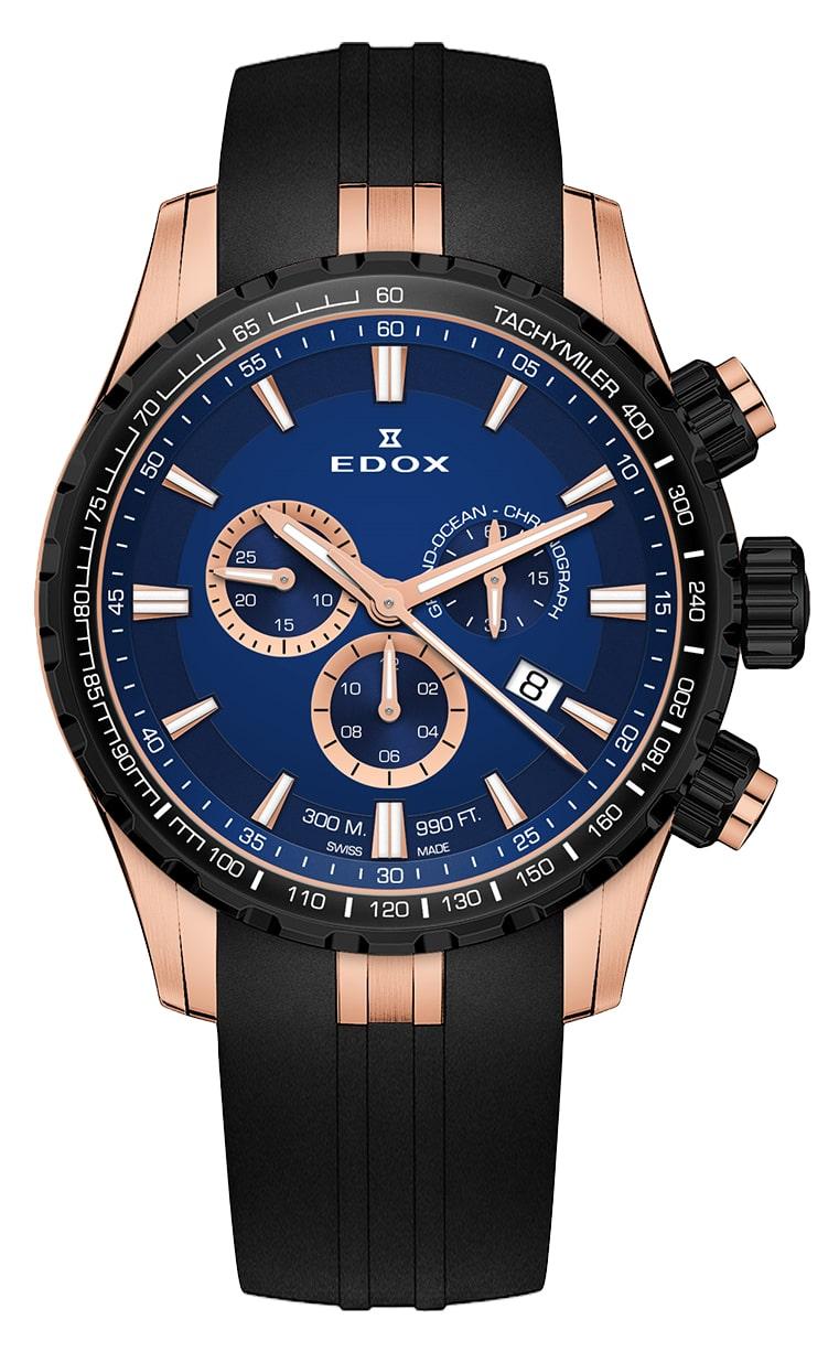 Часы Edox Grand Ocean Chronograph 10226 37RNCA BUIR