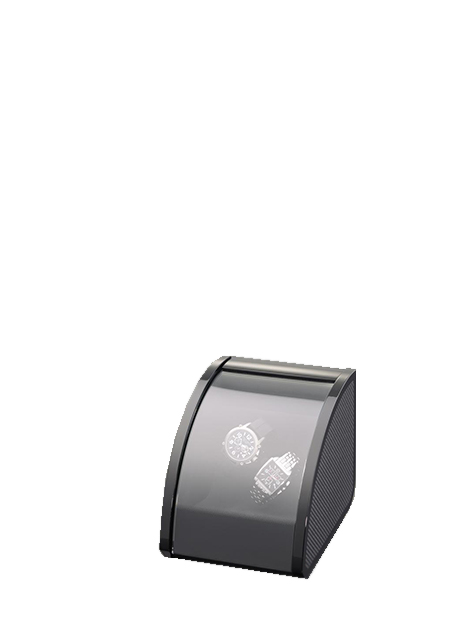 Шкатулка Elma Motion Style II Black High Glossy Carbon 1038239