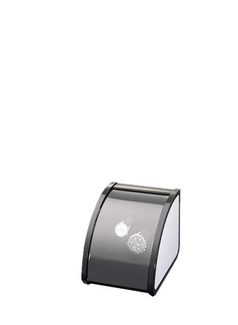 Шкатулка Elma Motion Style II Black High Glossy Alu 1038240