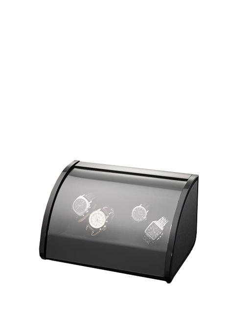 Шкатулка Elma Motion Style IV Black High Glossy 1038248
