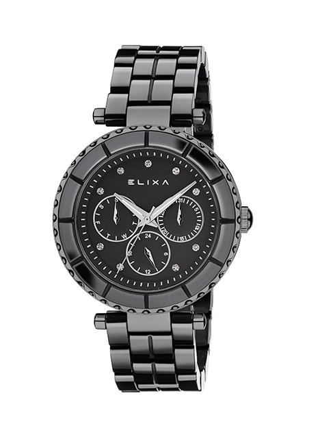 Часы Elixa Ceramica E077-L281