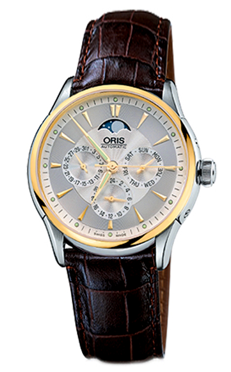 Oris Culture Artelier Complication 582.7592.4351 LS 5.21.70FC