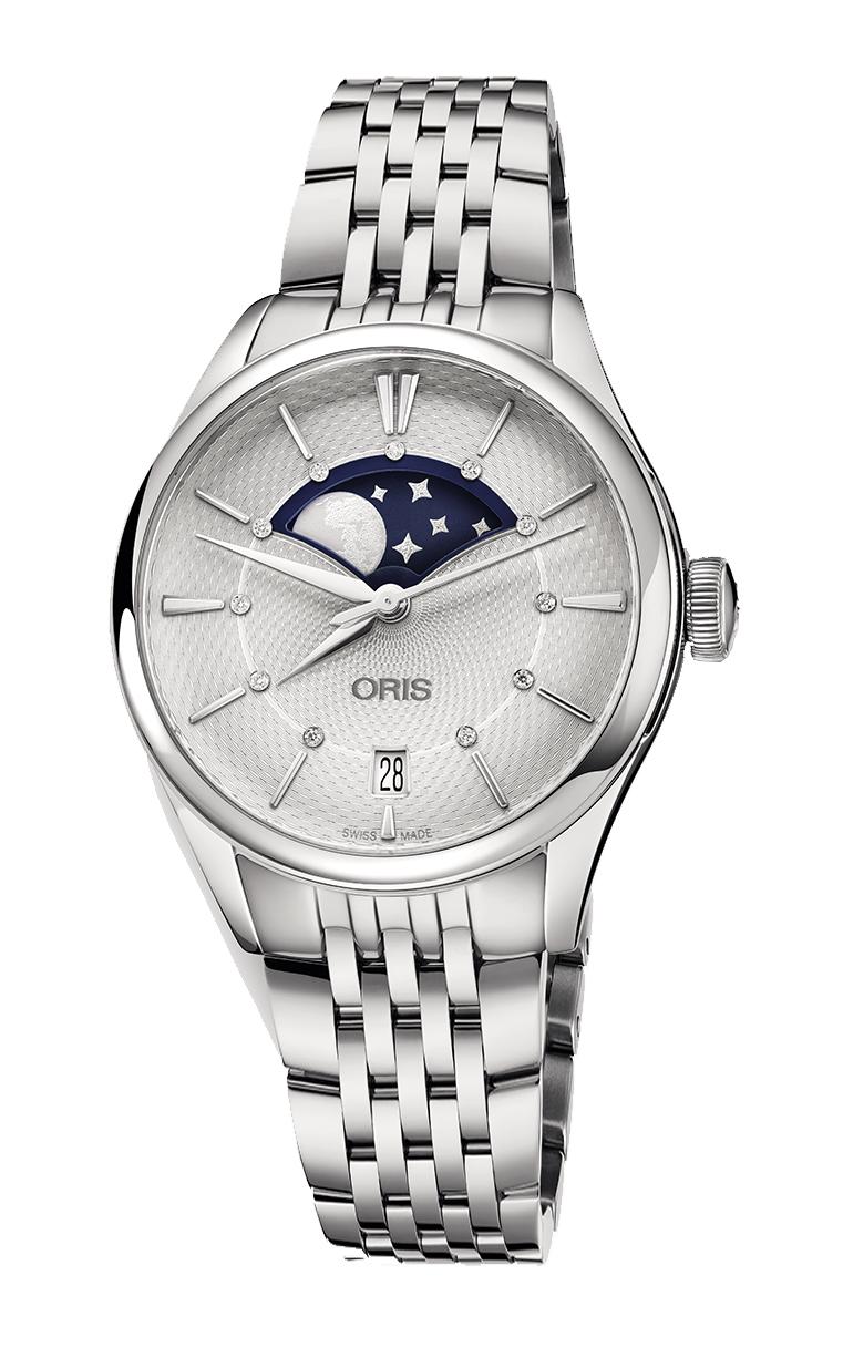 Часы Oris Culture Artelier Grande Lune 763.7723.4051 MB 8.18.79