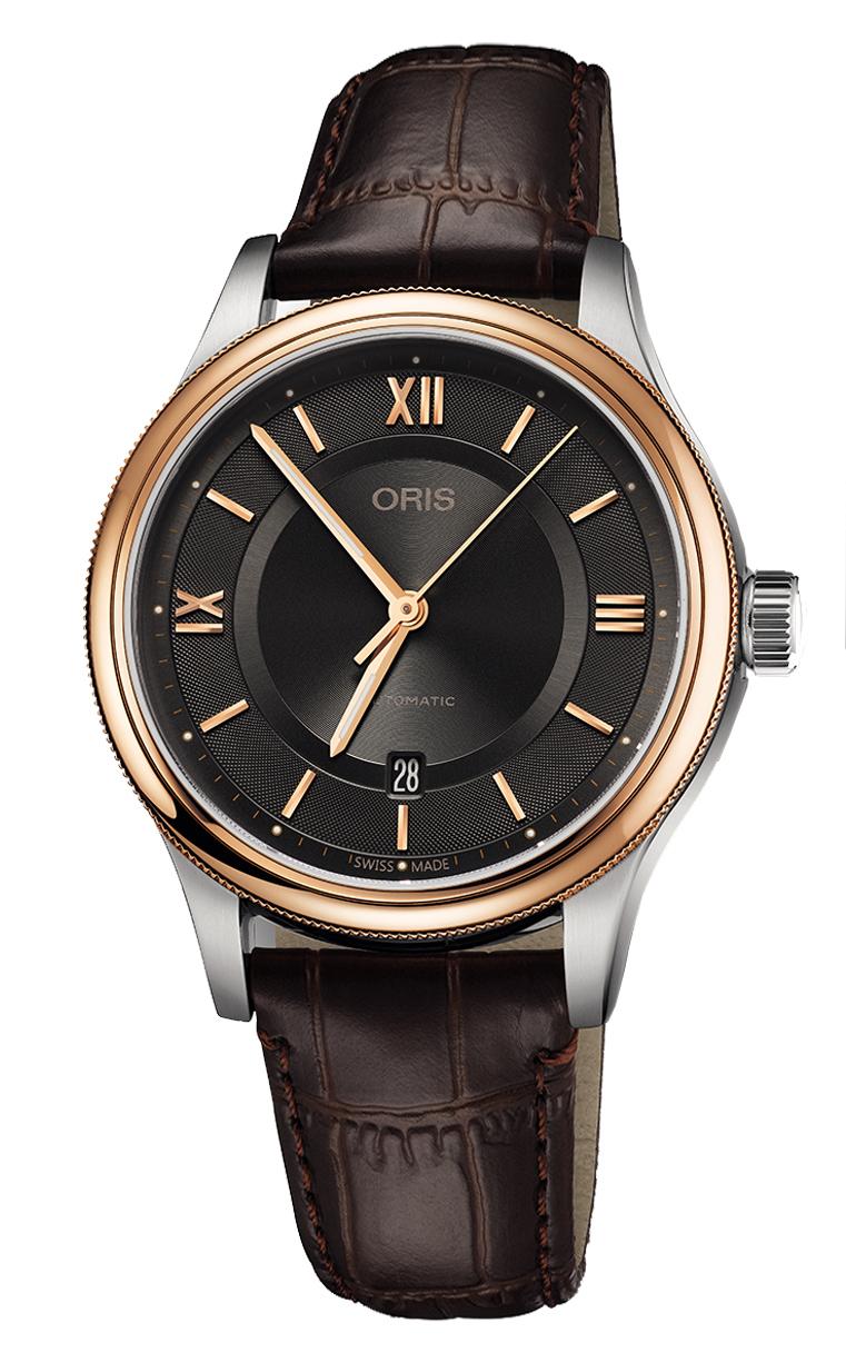 Часы Oris Culture Classic Date 733.7719.4373 LS 5.20.32