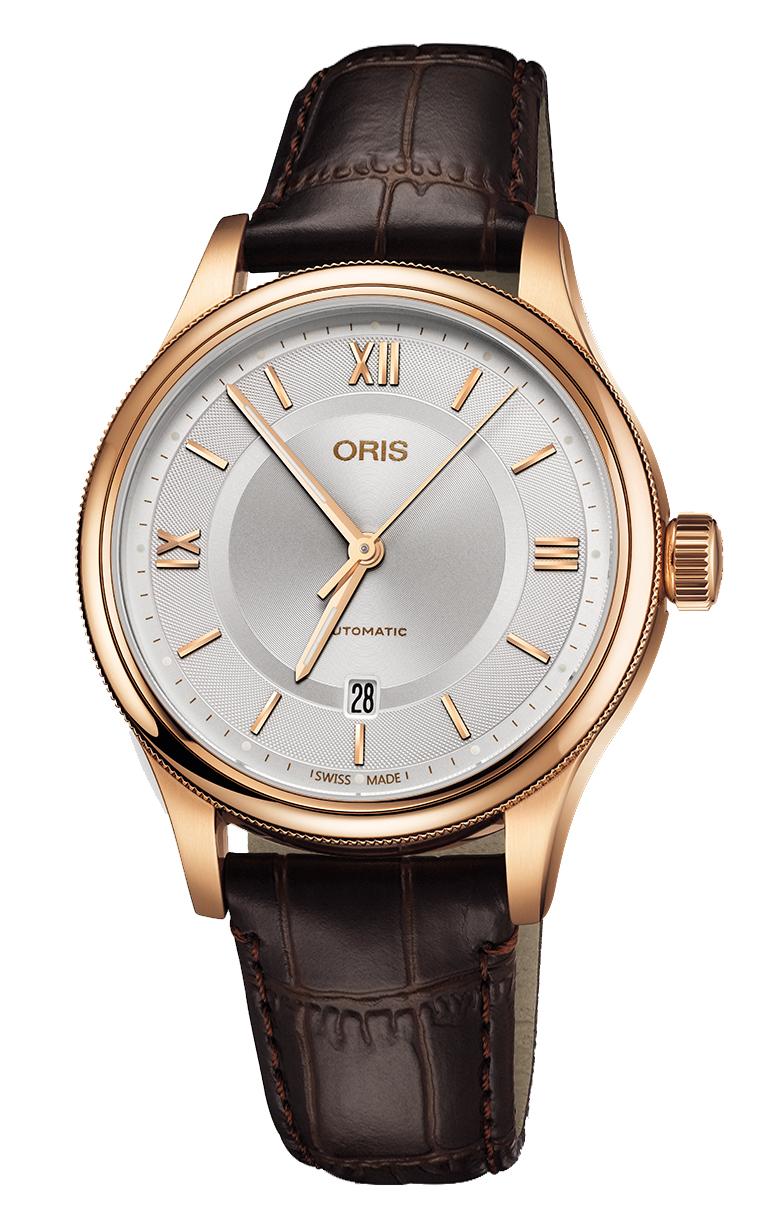 Часы Oris Culture Classic Date 733.7719.4871 LS 6.20.32