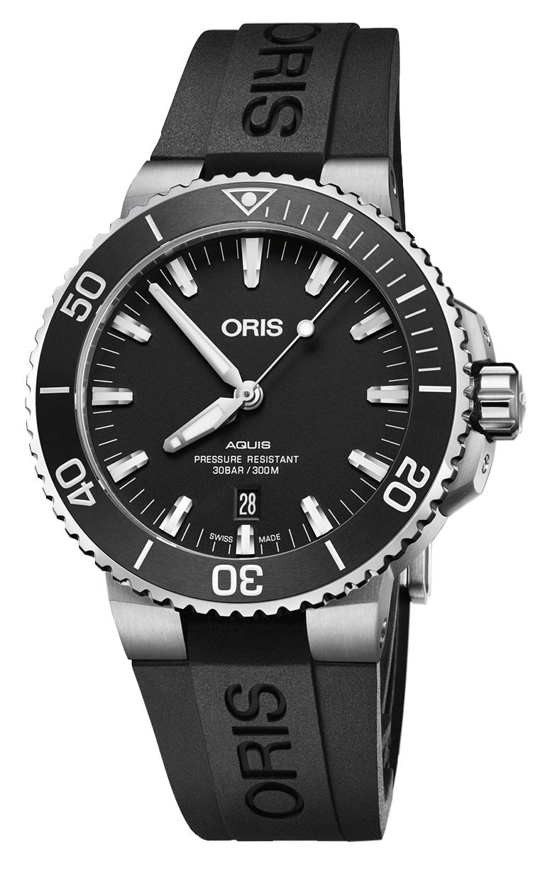 Oris Diving Aquis Date 733.7730.4154 RS 4.24.64EB