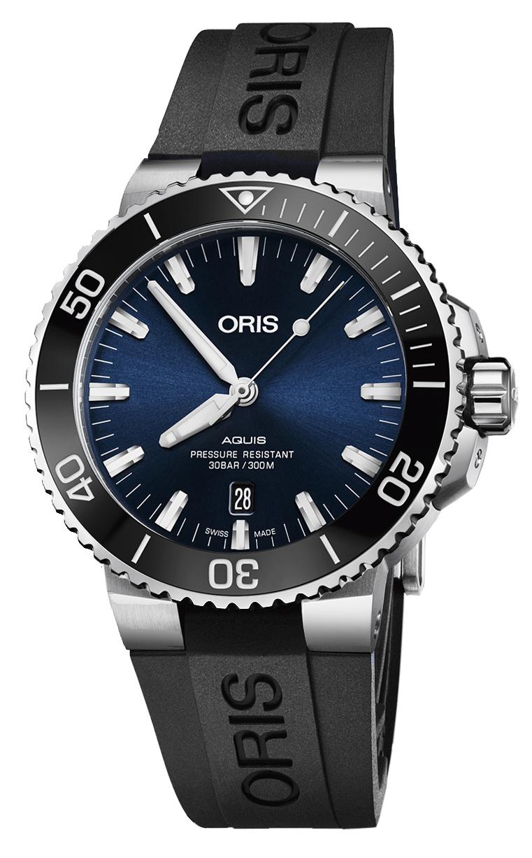 Oris Diving Aquis Date 733.7730.4135 RS 4.24.64EB