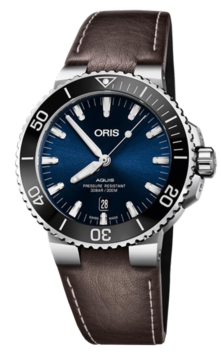 Часы Oris Diving Aquis Date 733.7730.4135 LS 5.24.10EB