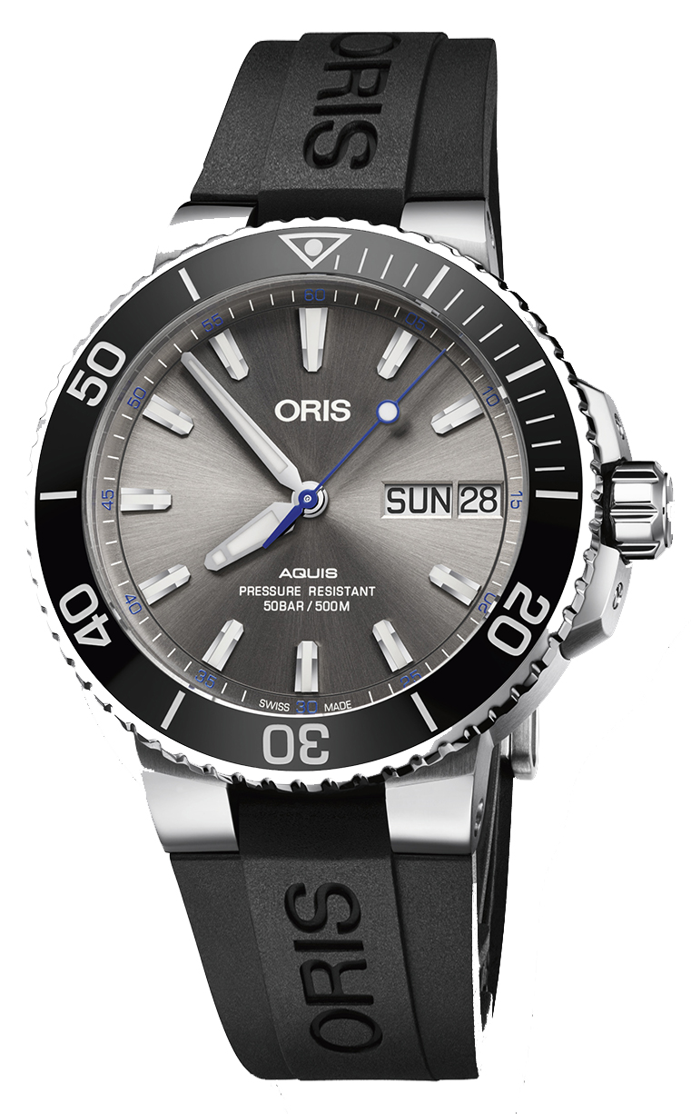 Oris Diving Aquis Hummerhead L.E. 752.7733.4183 Set RS