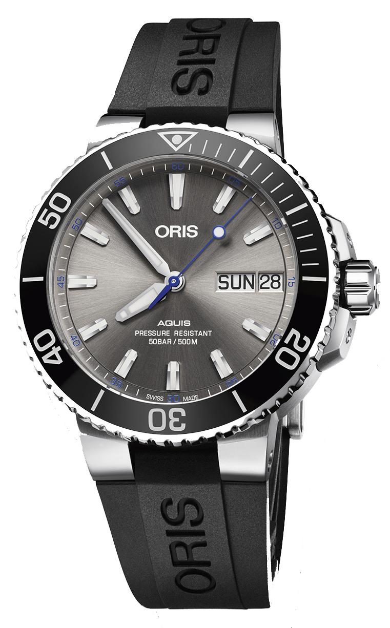 Oris Diving Aquis Hummerhead L.E. 752.7733.4183 Set RS