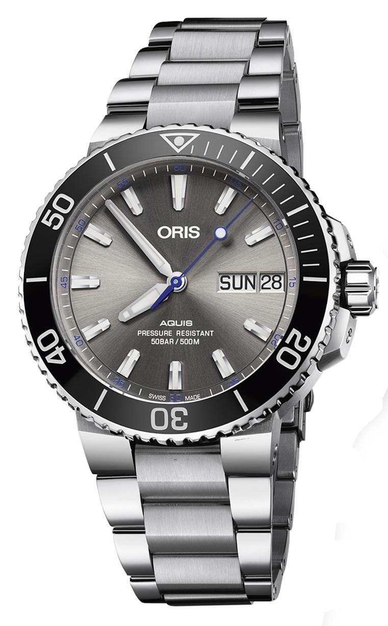 Oris Diving Aquis Hummerhead L.E. 752.7733.4183 Set MB