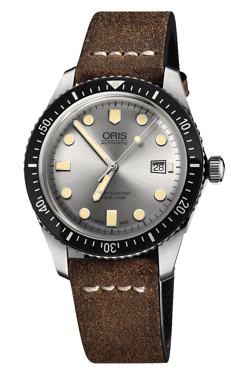 Часы Oris Diving Sixty-Five 733.7720.4051 LS 5.21.02