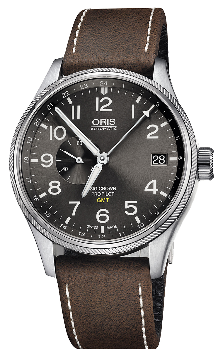 Часы Oris Aviation Big Crown GMT Date 748.7710.4063 LS 5.22.05FC