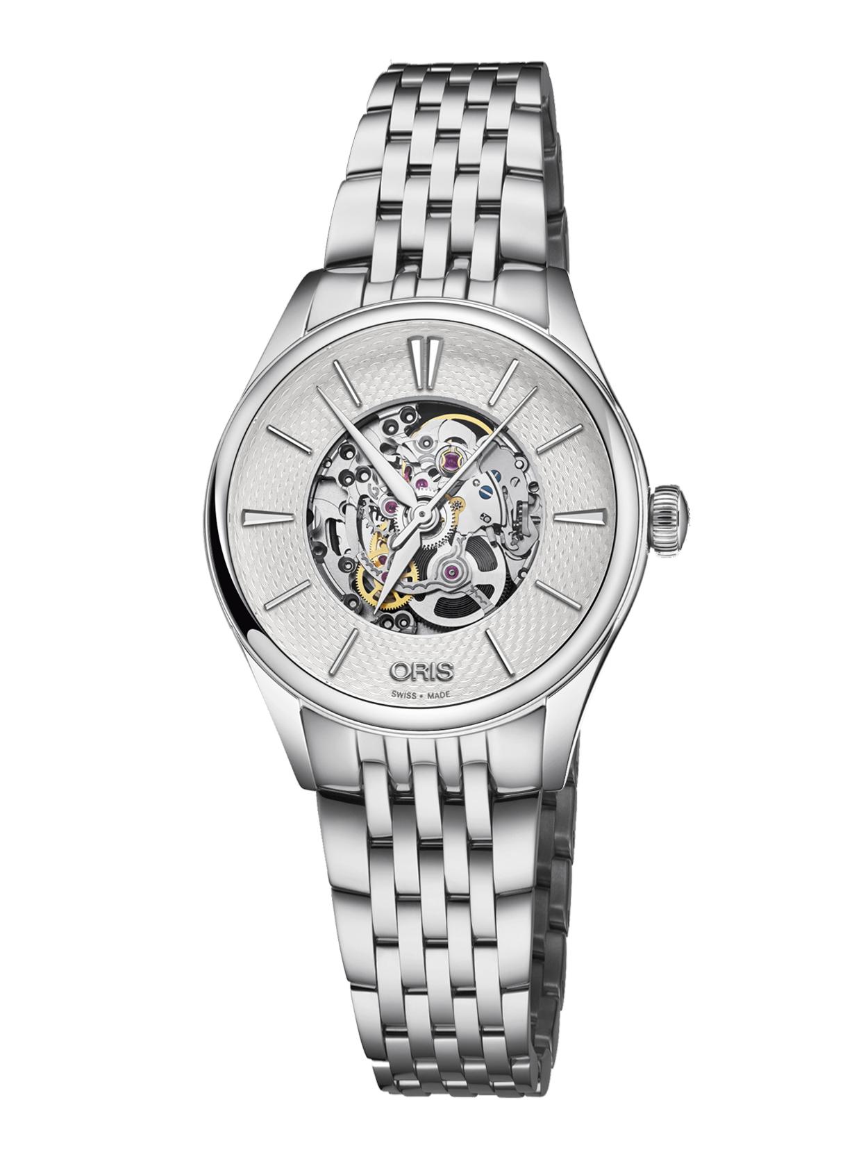 Часы Oris Culture Artelier Skeleton 560.7724.4051 MB 8.17.79