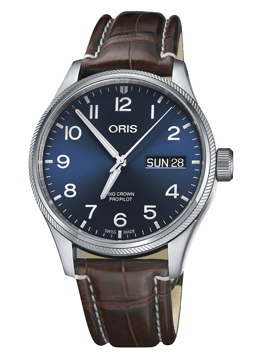 Часы Oris Aviation Big Crown ProPilot 752.7698.4065 LS 1.22.72FC