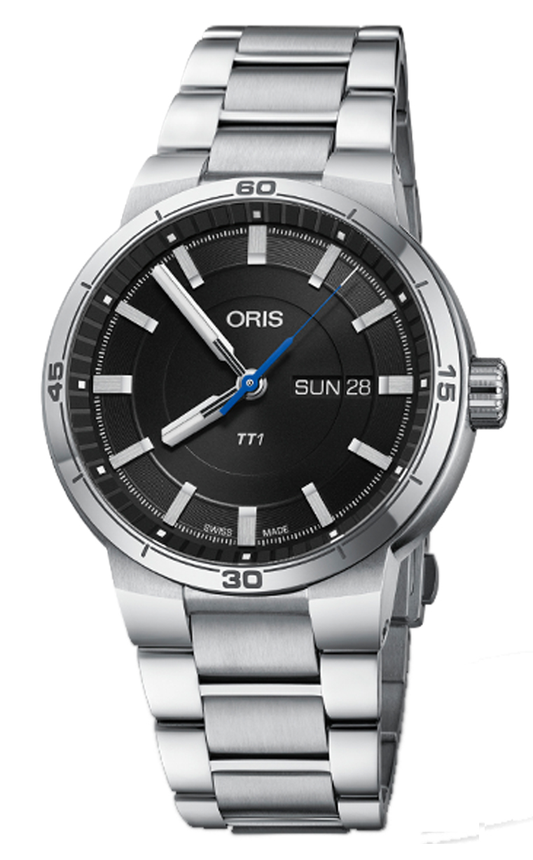 Часы Oris Motor Sport TT1 Day Date 735.7752.4154 MB 8.24.08