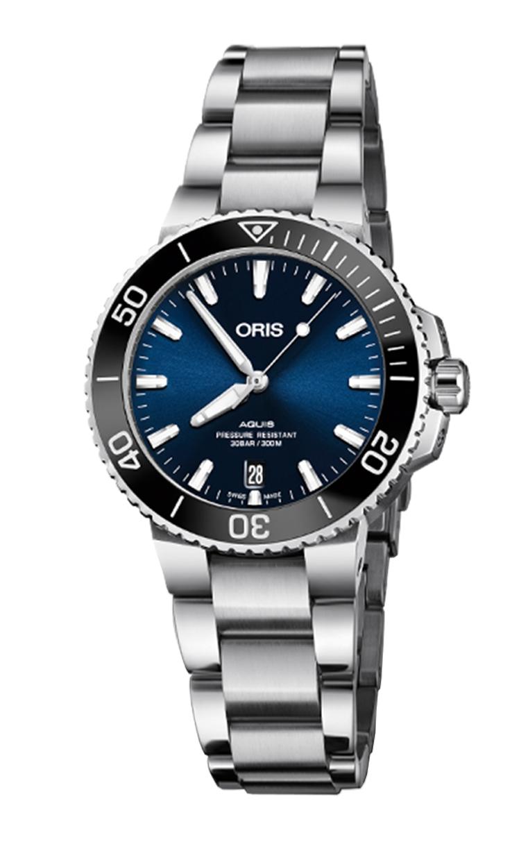 Часы Oris Diving Aquis Date 733.7732.4135 MB 8.21.05PEB
