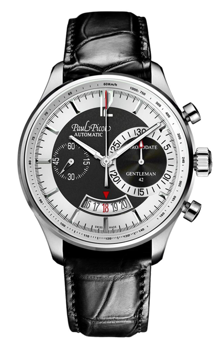 Часы Paul Picot Gentleman ChronoDate  P2134Q.SG.1022.7413