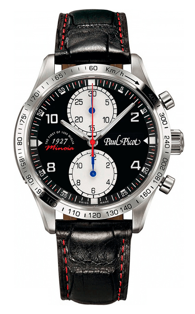 Часы Paul Picot Gentleman Chrono MINOIA P2127.SG.1022.3201 L.E.