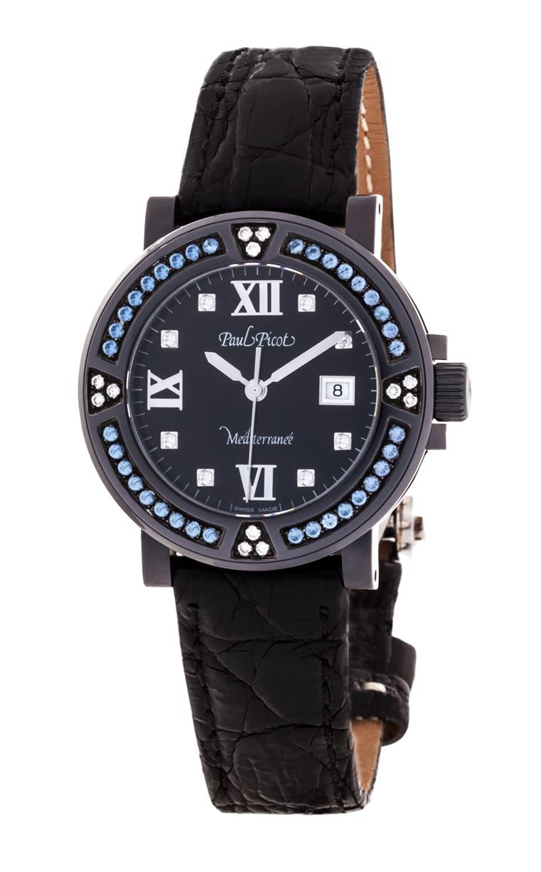 Часы Paul Picot Mediterranee 36 mm P4108N.20D12SBA36.3D1CY001
