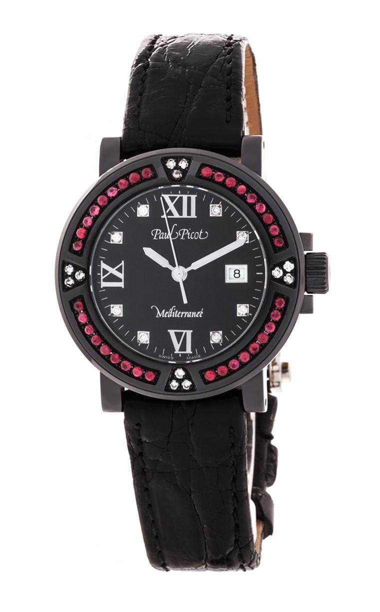 Часы Paul Picot Mediterranee 36 mm P4108N.20D12SR36.3D1CY001